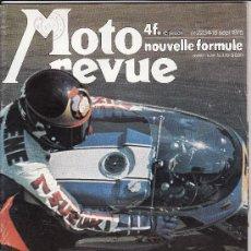 Coches y Motocicletas: REVISTA MOTO REVUE Nº 2234 AÑO 1975. PRUEBA. MONTESA COTA 123 T.. Lote 22926176