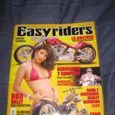 Coches y Motocicletas: QUEX - MOTOS - MOTOCICLISMO - REVISTA EASY RIDERS Nº 7. Lote 18529648