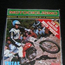 Coches y Motocicletas: MOTOCICLISMO Nº 501 - MAR 1977 - MONTESA CAPPRA 360 VB / TRIAL / MOTO CROSS. Lote 17472767