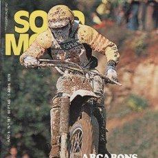 Coches y Motocicletas: REVISTA SOLO MOTO ACTUAL Nº 187 AÑO 1979. PRUEBA: GUZZI CONVERT.. Lote 24707988