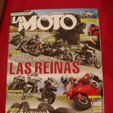 Coches y Motocicletas: LA MOTO Nº 208 (AGOSTO-2007). Lote 17820866