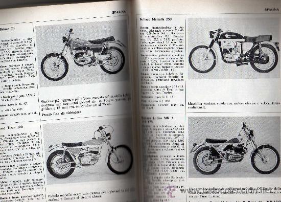 Coches y Motocicletas: REVISTA MOTO CATALOGO 1974 - 75 LA PIU COMPLETA RASSEGNA DELLA PRODUZIONE ATTUALE - Foto 2 - 22591520