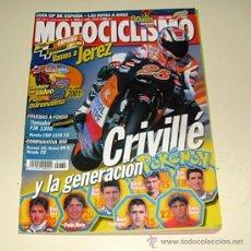 Coches y Motocicletas: MOTOCICLISMO 1732 2001 GENERACIÓN POKEMON .. PEDROSA - OLIVÉ - ELIAS -FONSI - PABLO NIETO .... Lote 26284608