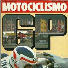 Coches y Motocicletas: REVISTA MOTOCICLISMO Nº 952. Lote 20022729