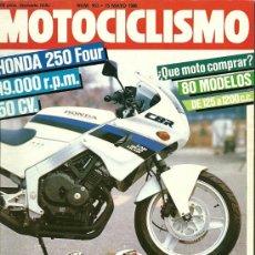 Coches y Motocicletas: REVISTA MOTOCICLISMO Nº 953. Lote 20022752