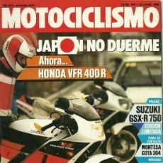 Coches y Motocicletas: REVISTA MOTOCICLISMO Nº 950. Lote 20022796