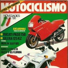 Coches y Motocicletas: REVISTA MOTOCICLISMO Nº 958. Lote 20023071