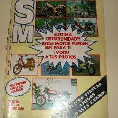 Coches y Motocicletas: SOLO MOTO 268 DICIEMBRE DE 1.980 MONTESA CRONO 350 .... Lote 27654722