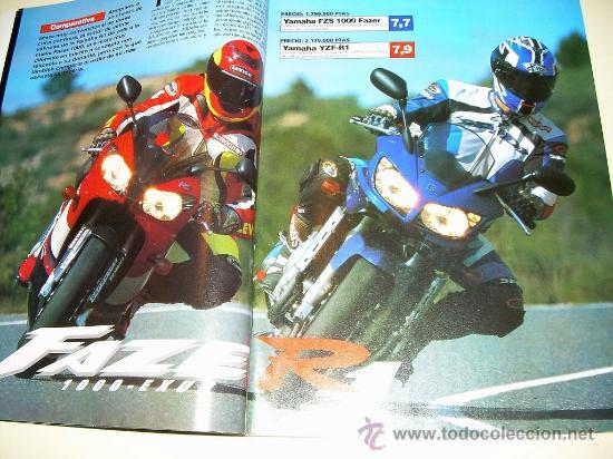 Coches y Motocicletas: MOTOCICLISMO nº 1733 mayo 2001 - Yamha R1 - BMW K 1200 RS -.... - Foto 3 - 25545199