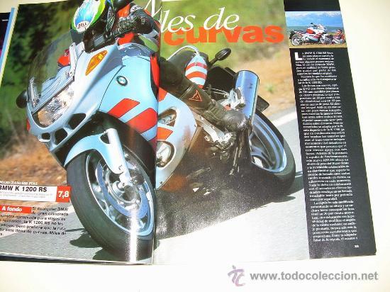 Coches y Motocicletas: MOTOCICLISMO nº 1733 mayo 2001 - Yamha R1 - BMW K 1200 RS -.... - Foto 4 - 25545199