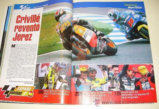 Coches y Motocicletas: MOTOCICLISMO nº 1733 mayo 2001 - Yamha R1 - BMW K 1200 RS -.... - Foto 5 - 25545199