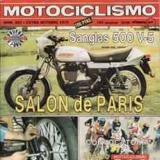 Coches y Motocicletas: REVISTA MOTOCICLISMO Nº 627 AÑO 1979. PRUEBA: BENELLI 900 SEI. . Lote 21849373