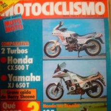 Coches y Motocicletas - REVISTA MOTOCICLISMO NUMERO 764 14 AGOSTO 1982 OSSA - 23280169