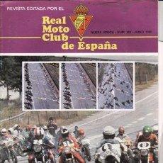 Coches y Motocicletas: REVISTA REAL MOTO CLUB DE ESPAÑA Nº 352 AÑO 1980.. Lote 23557651