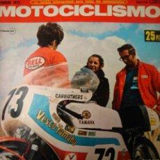 Coches y Motocicletas: REVISTA MOTOCICLISMO FEBRERO 1972 BULTACO.. Lote 24167158