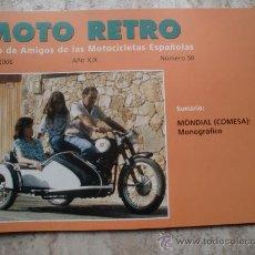 Coches y Motocicletas: MOTO RETRO NUM- 50. Lote 26323336