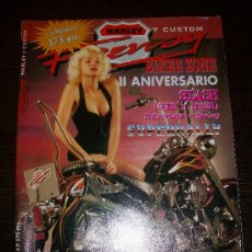 Coches y Motocicletas: MAGAZINE FREEWAY Nº 24 JULIO 95 - HARLEY - CHOPPER - CUSTOM. Lote 24909879
