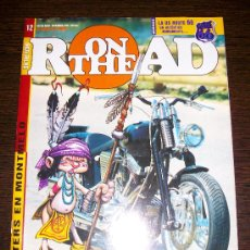 Coches y Motocicletas: ON THE ROAD (LA REVISTA DEL BIKER) Nº 12 DICIEMBRE 1995 - HARLEY - CHOPPER - CUSTOM. Lote 24909927