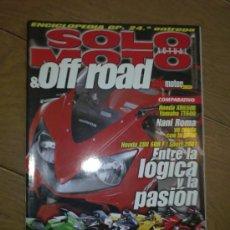 Coches y Motocicletas: REVISTA SOLO MOTO OFF ROAD AÑO 2000 . Lote 26474863