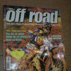 Coches y Motocicletas: REVISTA SOLO MOTO OFF ROAD AÑO 2001. Lote 26474855