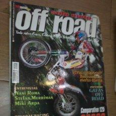 Coches y Motocicletas: REVISTA SOLO MOTO OFF ROAD AÑO 2000 . Lote 26474820