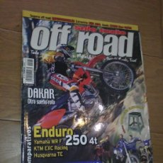 Coches y Motocicletas: REVISTA SOLO MOTO OFF ROAD AÑO 2003. Lote 26474817