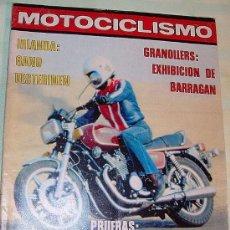 Coches y Motocicletas: MOTOCICLISMO 549 DE 1978. Lote 26942181