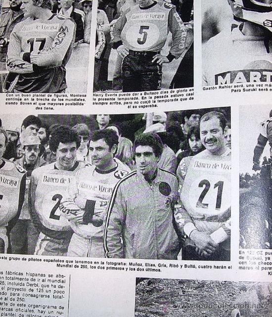 Coches y Motocicletas: Motociclismo 549 de 1978 - Foto 3 - 26942181