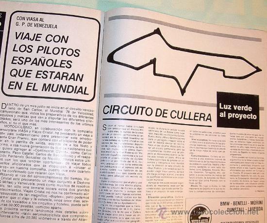 Coches y Motocicletas: Motociclismo 549 de 1978 - Foto 5 - 26942181