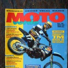 Coches y Motocicletas: REVISTA MOTO VERDE. NÚMERO 226 MAYO 1997. Lote 27245694
