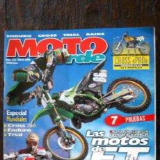 Coches y Motocicletas: REVISTA MOTO VERDE. NÚMERO 238 MAYO 1998. Lote 27245729
