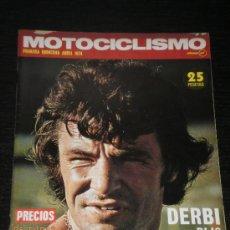 Coches y Motocicletas: MOTOCICLISMO - PRIMERA QUINCENA ABRIL 1974 - BULTACO SHERPA T 350. Lote 25928342