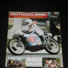 Carros e motociclos: MOTOCICLISMO - JULIO 1971 - TORROT MINI LUJO / 500 MILLAS THTUXTON. Lote 25928779