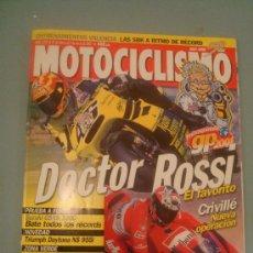 Coches y Motocicletas: MOTOCICLISMO Nº 1723 (02-2001). Lote 26132322