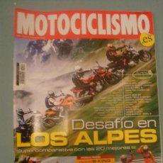 Coches y Motocicletas: MOTOCICLISMO Nº 2059 (08-07). Lote 26145525