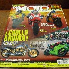 Coches y Motocicletas: REV. Nº 152 LA MOTO 12/2002 COMPARATIVA 250-SUPERSPORT-F.EXTREME.KAWASAKI ZX-6R. Lote 27336191