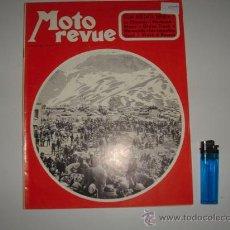 Coches y Motocicletas: REVISTA MOTO REVUE Nº2037 AÑO 1971.. Lote 28477414