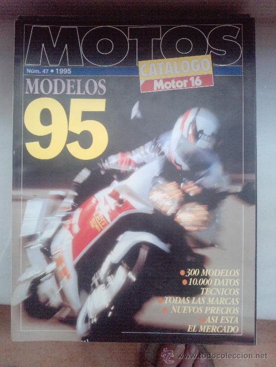 Coches y Motocicletas: - MOTOS 1995-MOTOR 16 ESPECIAL Nº47 - Foto 11 - 28888353