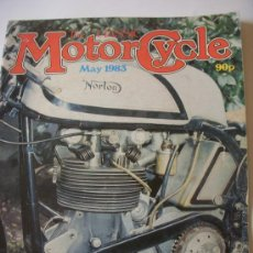 Coches y Motocicletas: THE CLASSIC MOTORCYCLE. Lote 29184623