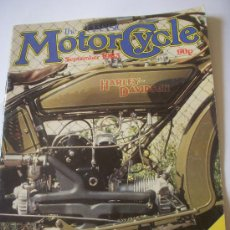 Coches y Motocicletas: THE CLASSIC MOTORCYCLE. Lote 29184638