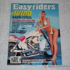 Coches y Motocicletas: REVISTA EASYRIDERS Nº 77 - SEPTIEMBRE 1996 - NUMERO ESPECIAL DAY TONA-BIKE WEEK. Lote 29494110