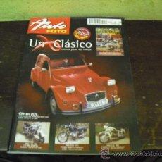 Coches y Motocicletas: AUTO FOTO Nº 134 - OCTUBRE 2007 - III CONCENTRACIÓN M OTOS CLUB SANGLAS EN ASTURIAS -. Lote 30695962