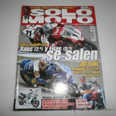 Coches y Motocicletas: SOLO MOTO NUM 1318 KAWASAKI ZZR 1200-VICTORY V92 CRUISER-MOTOR EN V BENELLI 750 SEI. Lote 31115745