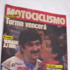 Coches y Motocicletas: REVISTA MOTOCICLISMO Nº 850 AÑO 1984. Lote 31564336