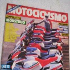 Coches y Motocicletas: REVISTA MOTOCICLISMO Nº 965 AÑO 1986. Lote 31564360