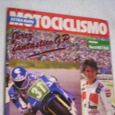 Coches y Motocicletas: REVISTA MOTOCICLISMO Nº 1002 EXTRA DE MAYO AÑO 1987. Lote 31564555