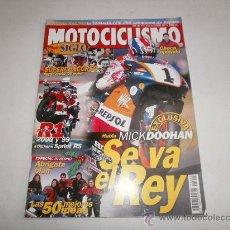Coches y Motocicletas: REVISTA MOTOCICLISMO YAMAHA YZF-R1 2000/R-1 TRIUMPH SPRINT RS 955 GAMA DERBI 2000. Lote 32218537
