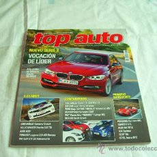 Coches y Motocicletas: TOP AUTO Nº 267: PORSCHE CARRERA 911, AUDI A4, SEAT MIL, OPEL ASTRA, RENAULT LAGUNA 2.0, CR. Lote 32378462