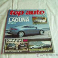 Coches y Motocicletas: TOP AUTO Nº 230: RENAULT LAGUNA, SEAT EXEO, AUDI Q5 VS VOLVO XC 60, BMW X3 VS MERCEDES GLK 320, CR. Lote 32380715