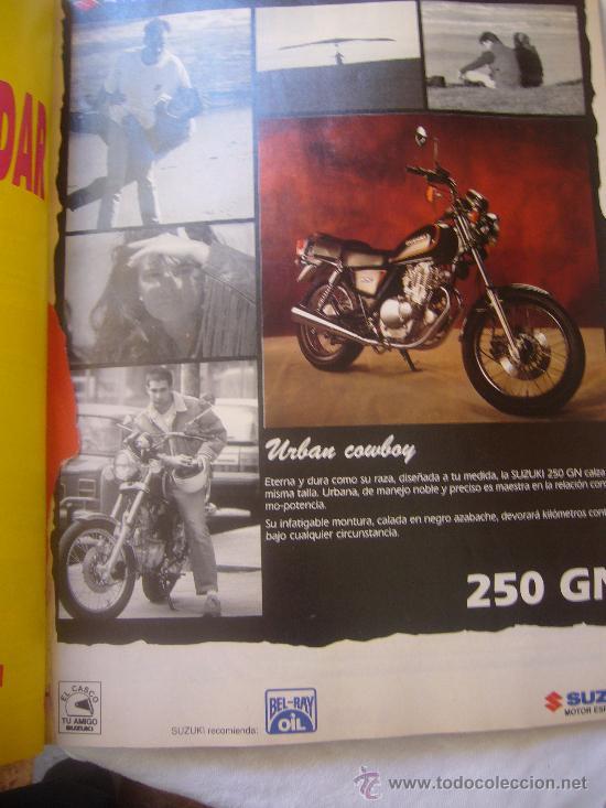 Coches y Motocicletas: SOLO MOTO Nº 101 JUNIO 1991 PRUEBAS JAPONESAS BARRY SHENE - Foto 4 - 32559641